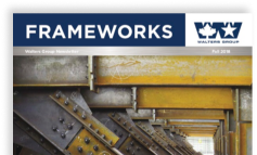 Sign up for frameworks
