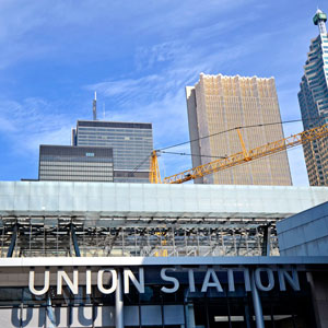 Steel and glass atrium in the works for Toronto Union station makeover