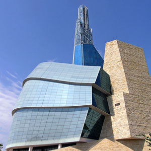 Canadian Museum for Human Rights Wins ENR Global Best Project Award