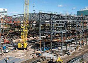 Meridian Centre Steel
