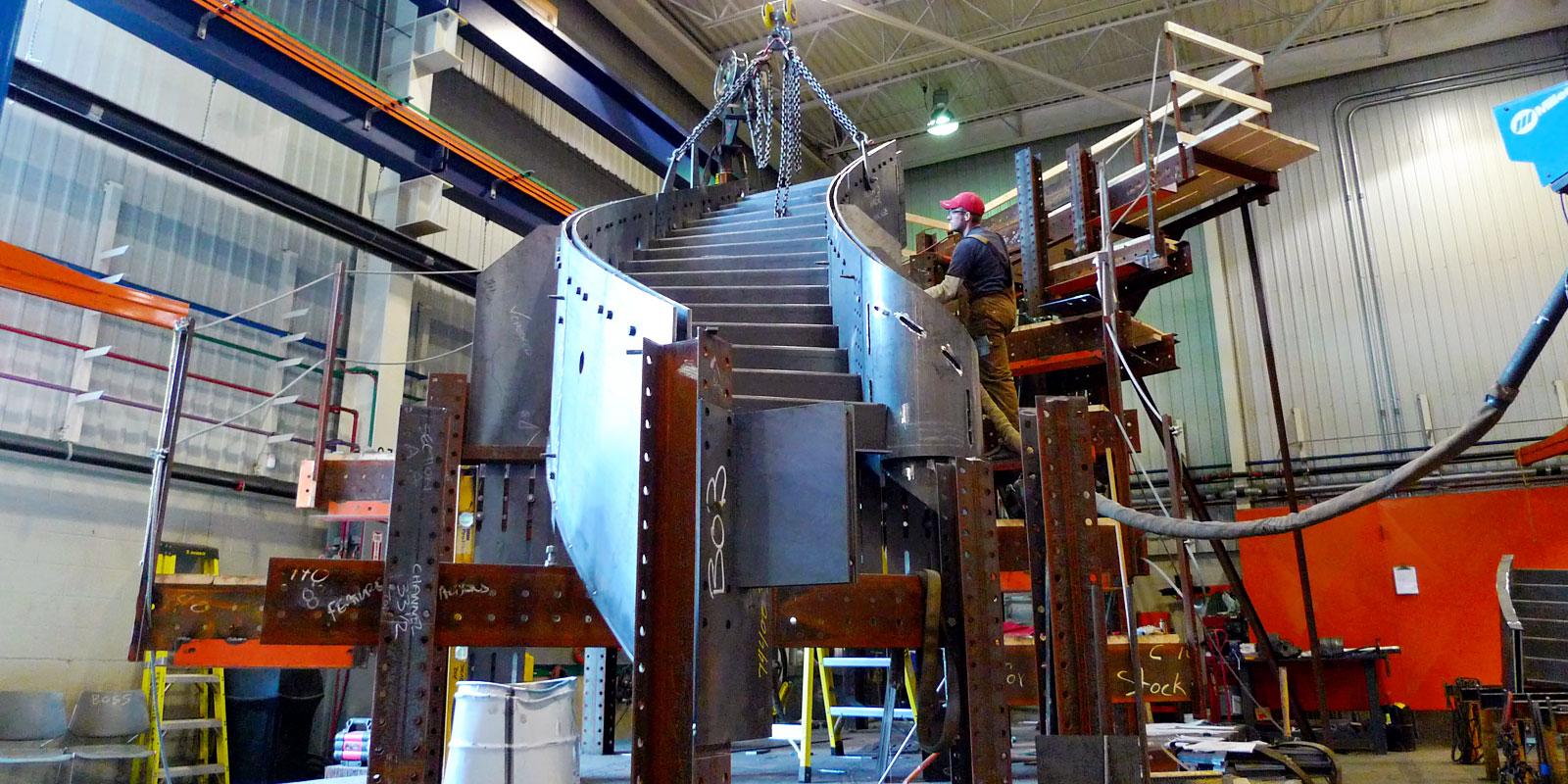 Bloomberg Stairs