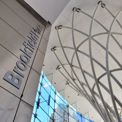 Brookfield Place | World Financial Center Entry Pavilion