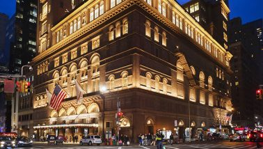Carnegie Hall Re-development