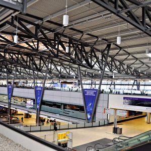 Ottawa International Airport - New Passenger Terminal