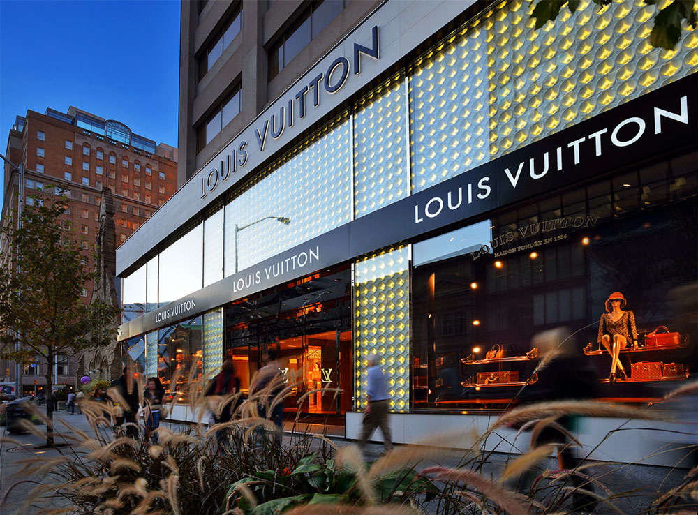 Louis Vuitton Toronto Fa 231 Ade And Architectural Stairs