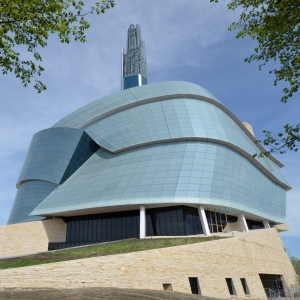 Two Design Awards for CMHR