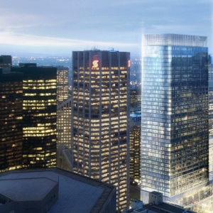 Calgary's Tallest High-Rise Awarded to Walters