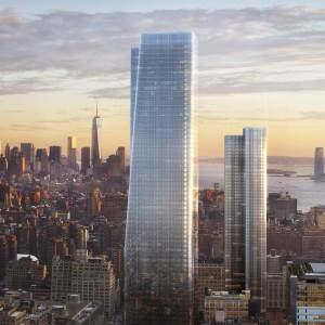 Walters Awarded Major Manhattan Hi-Rise