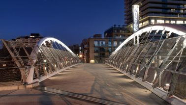 John Street Pedestrian Bridge
