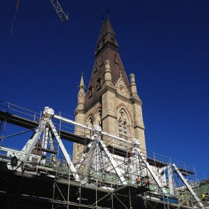 Double Feature for West Block