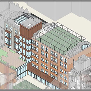 Walters Group selected to retrofit historic New York School
