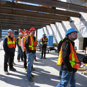 Walters Employee Tour of 480 University Avenue & 100 Adelaide Street West