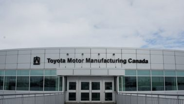 Toyota West Plant