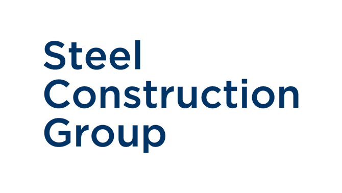 Steel Construction Group LLC. logo