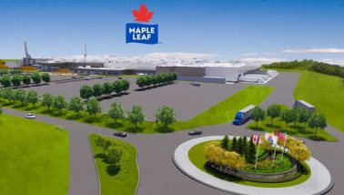 Maple Leaf Foods – London Poultry Plant