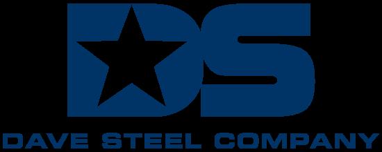 Dave Steel Company logo